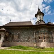 Calator prin Bucovina - Manastirea Sucevita