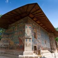 Calator prin Bucovina - Manastirea Voronet