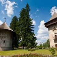 Calator prin Bucovina - Manastirea Humorului