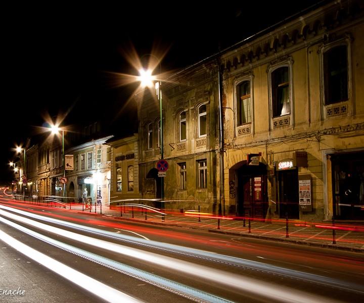Lumini si umbre in Brasov