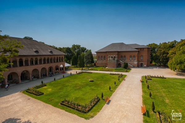 Palatul Mogosoaia | Fotografie de arhitectura | Catalin Enache