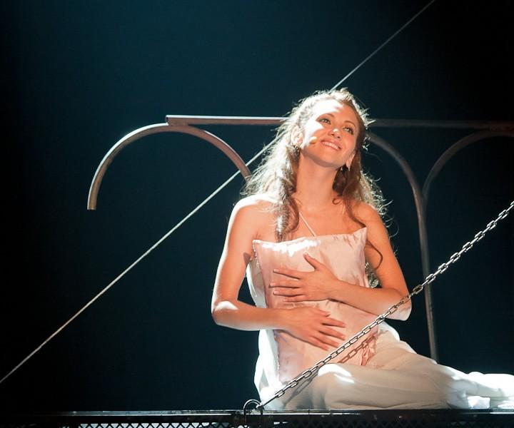 Romeo si Julieta - Teatrul National de Opereta Bucuresti
