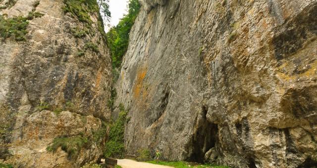 Prapastiile Zarnestilor – Parcul National Piatra Craiului