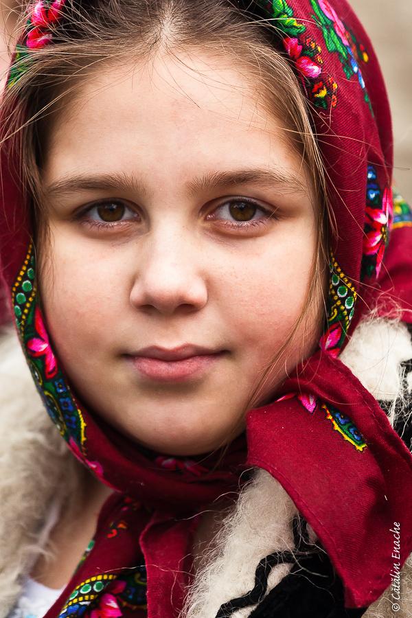 Chipuri de colindatori   Fotografie de portret   Catalin Enache