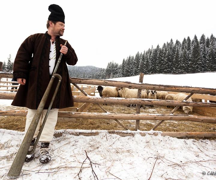 Calator prin Bucovina – Iarna la Moldovita (I)