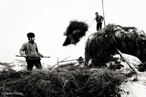 Calator prin Bucovina – Iarna la Moldovita