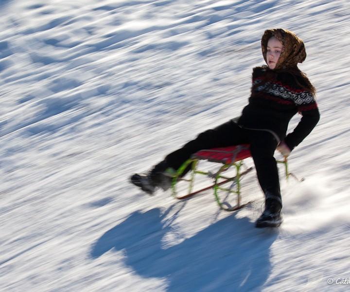 Calator prin Bucovina – Iarna la Moldovita (II)