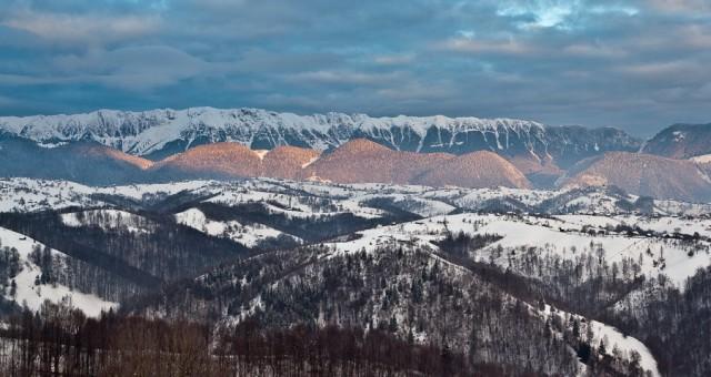 Povestiri de iarna - Intre Bucegi si Piatra Craiului