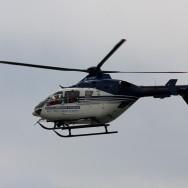 Aeronautic Show 2011 - Elicopter SMURD