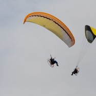 Aeronautic Show 2011 - Motoparapante