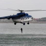Aeronautic Show 2011 - aplicatie a jandarmeriei romane