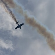 TransilvAero Show 2011 - Clinceni - Zoltan Veres pe MX Aircraft MXS