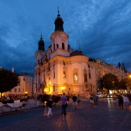 Praga / Prague / Praha - Piata Orasului Vechi