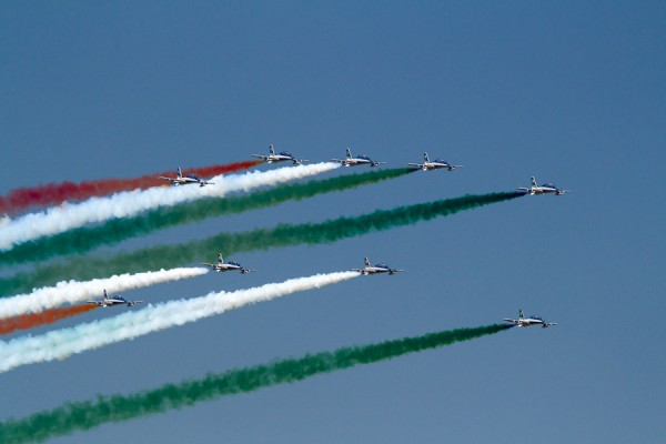 Bucharest International Air Show 2012