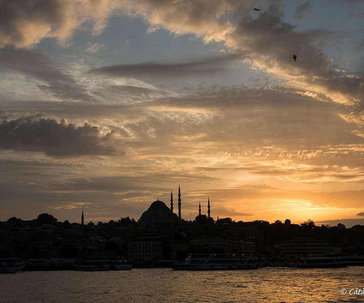 Jurnal de calatorie - Istanbul (I)
