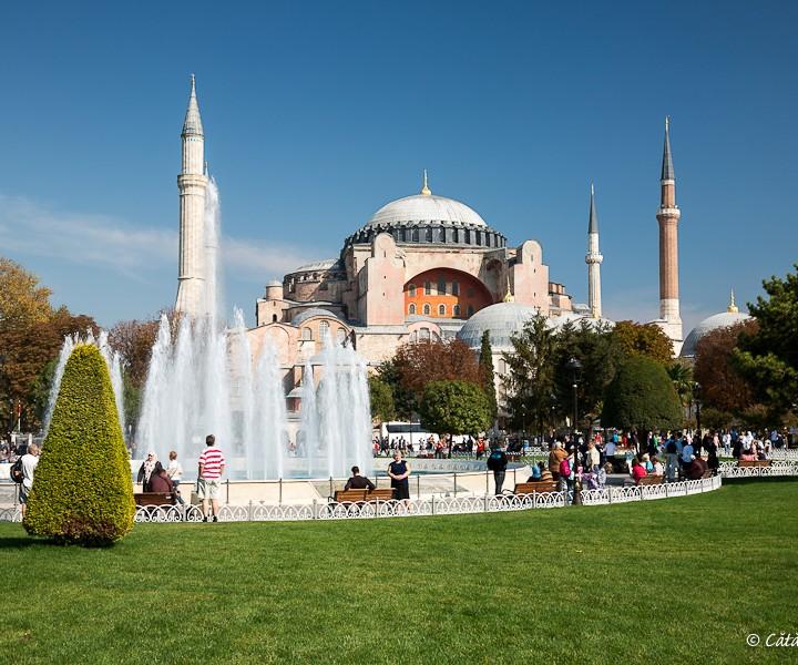 Jurnal de calatorie - Istanbul (II)