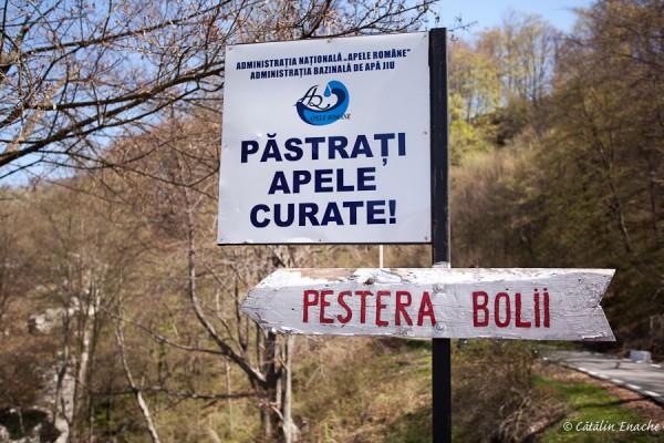 Pestera Bolii si Muzeul Trovantilor | Fotografie de natura | Catalin Enache