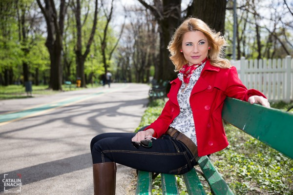 Sesiune foto - Mihaela | Fotografie de portret | Catalin Enache