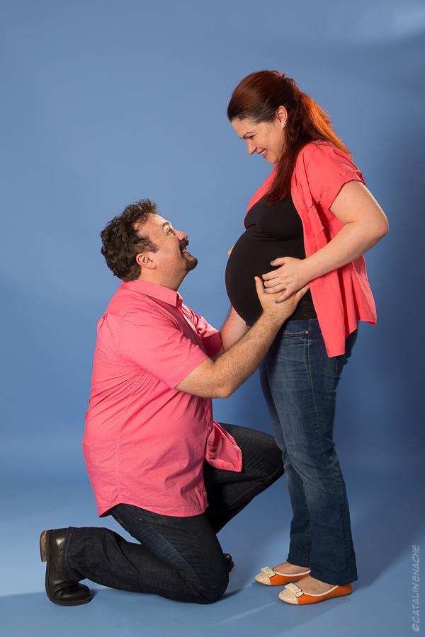 Fotografie de maternitate | Asteptandu-l pe Victor - Mari si Radu | Fotograf Catalin Enache4