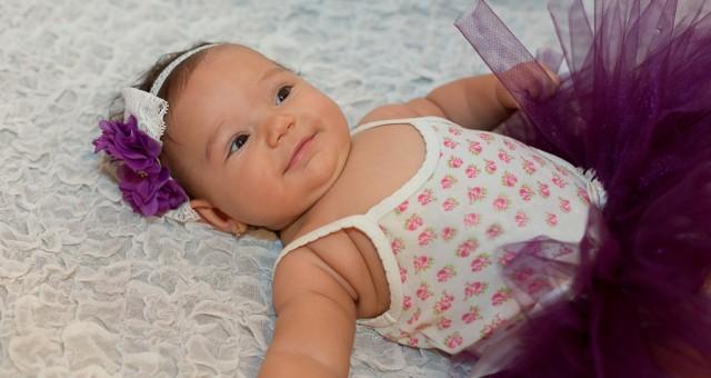 Eva - fotografie botez