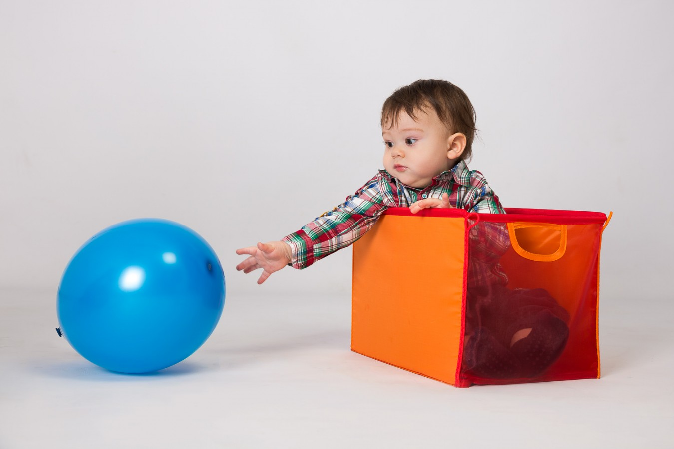 Fotografie copii studio - Victor | Fotograf Catalin Enache