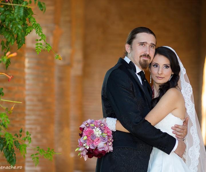 Andreia si Gabriel - fotografie nunta