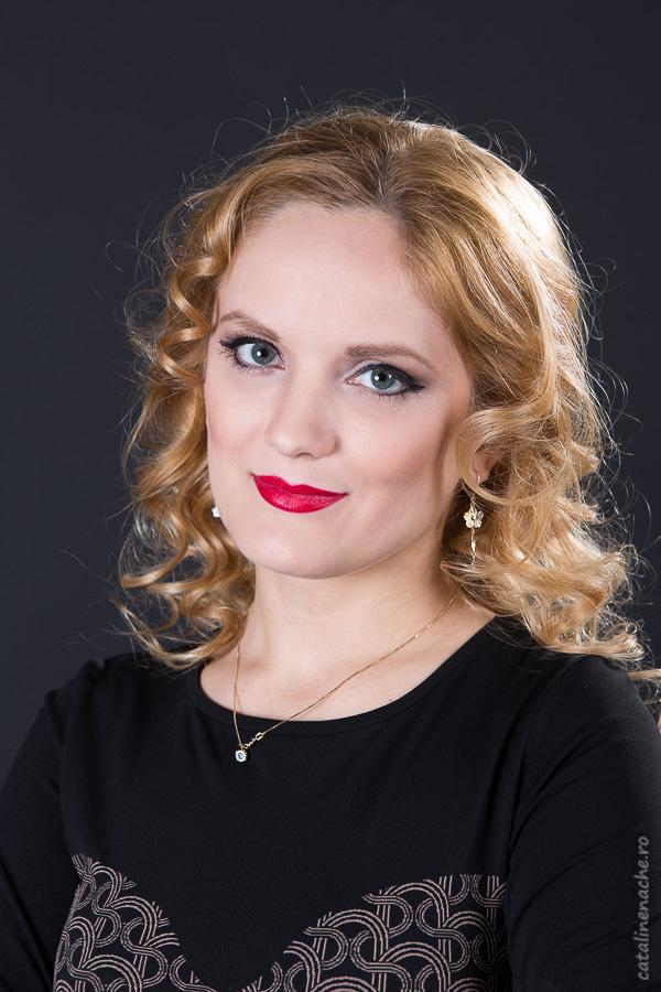 Sedinta foto studio - Monica | Fotograf Bucuresti - Catalin Enache