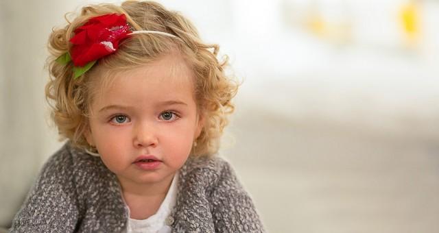 Daria - sedinta foto copii