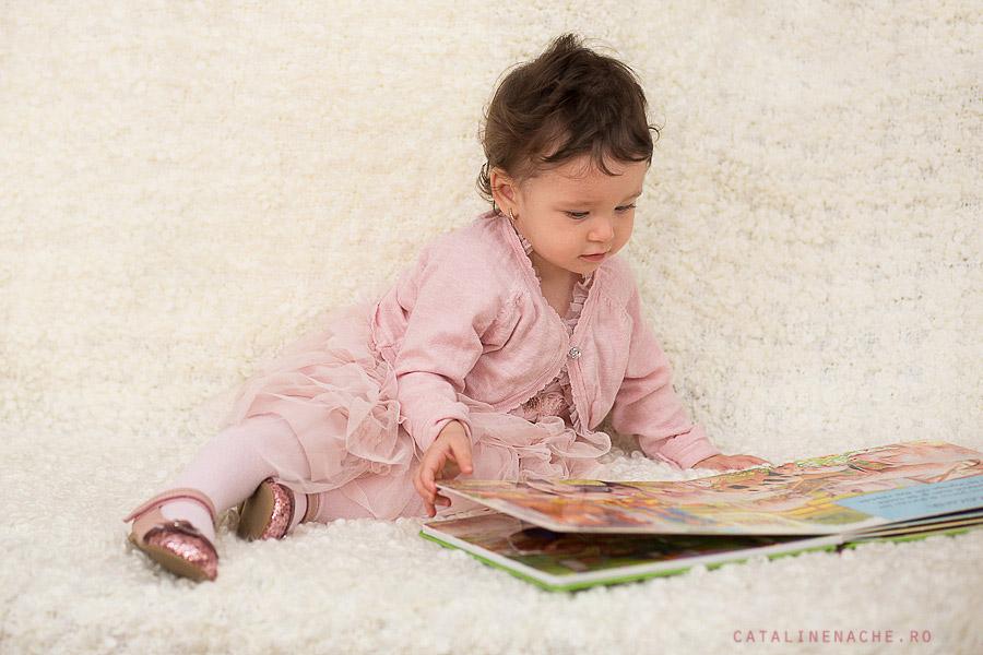 Sedinta foto copii 1 an - Ioana | Fotograf Catalin Enache