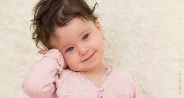 Ioana - avem 1 an!