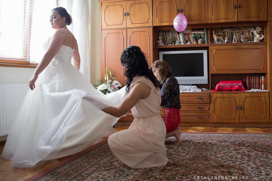 Marina si Alexandru - fotografie nunta Bucuresti | Fotograf Catalin Enache