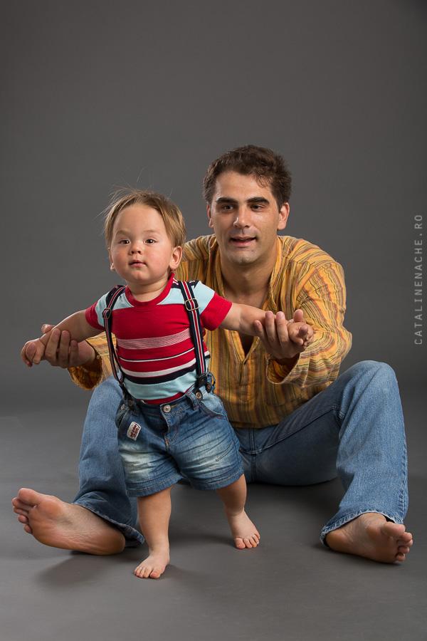 Fotografie copii in studio - Matei | Fotograf Catalin Enache