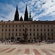Praga / Prague / Praha - Castelul (Pražský hrad)