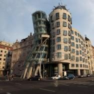 Praga / Prague / Praha - Casa care danseaza - Fred si Ginger